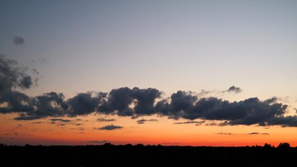 sunset orange 2