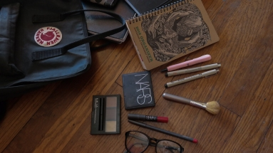 What's in my bag? (2)