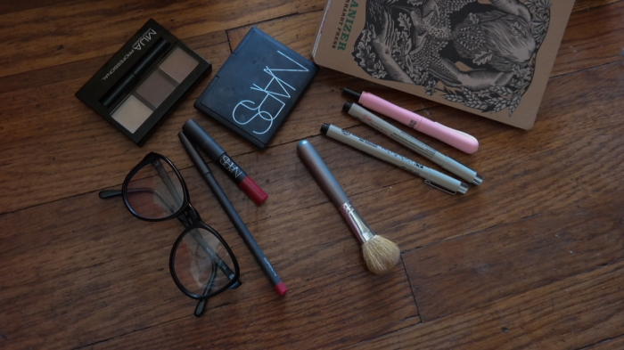 What's in my bag? (4)