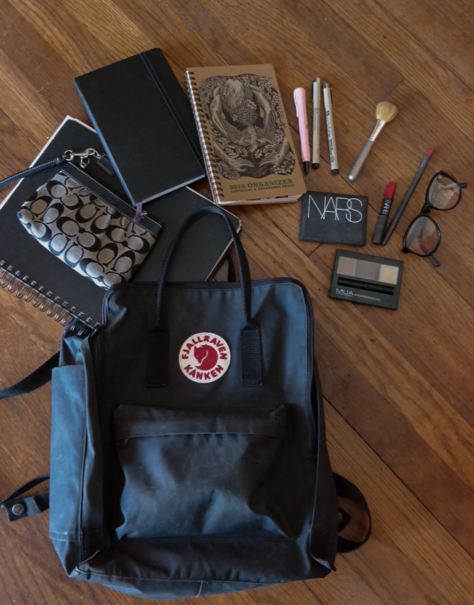 What's in my bag? (5)